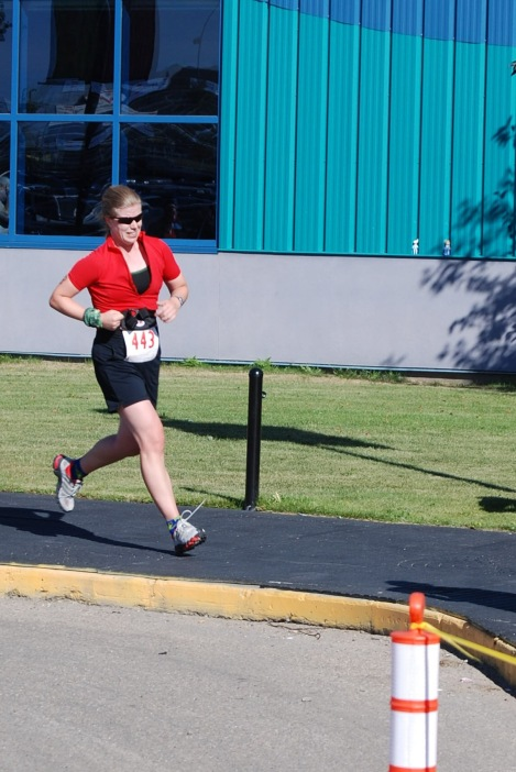 Competitive triathlon training affects yourDNA